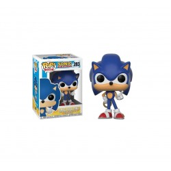 Funko Pop! Games Sonic with ring 283