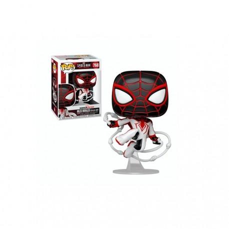 Funko Pop! Spiderman Miles Morales (T.R.A.C.K. SUIT) 768