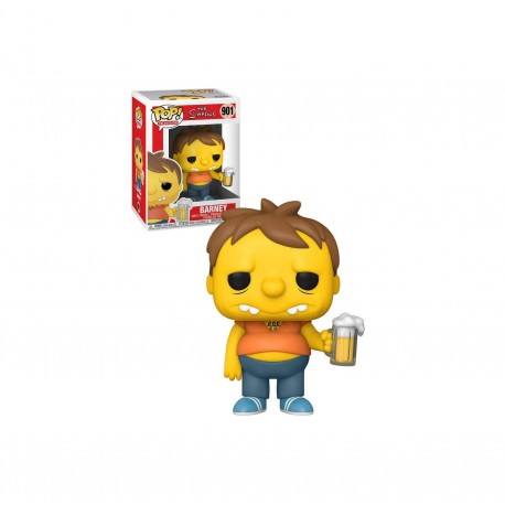 Funko Pop! Television The Simpsons Barney Gumble 901