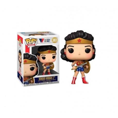 Funko pop! Heroes Wonder Woman Golden Age 383