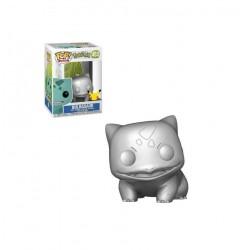 Funko Pop! Pokemon Bulbasaur Metalico 453