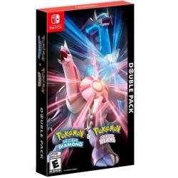 Preventa Pokemon Diamante y perla doble pack