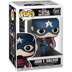 Funko Pop! John F. Walker Captain America 811