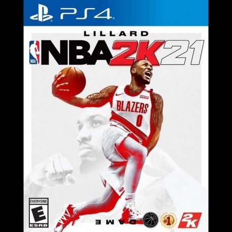 NBA 2k 21 PS4