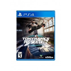 TONY HAWK PRO SKATER 1+2 PS4