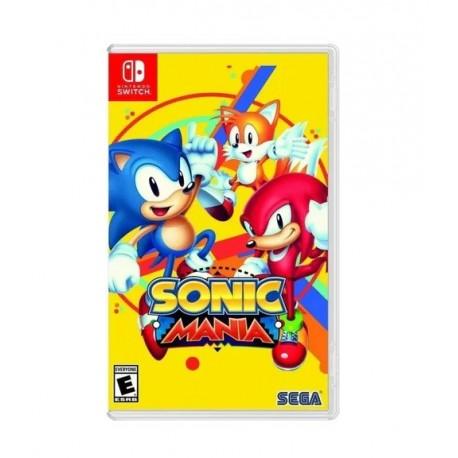 Sonic Mania NSW