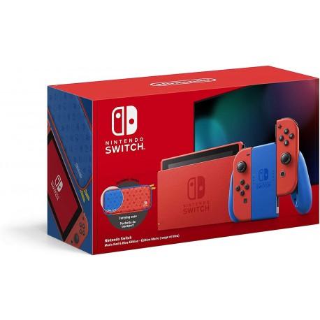 Nintendo Switch Edición Mario  35 años