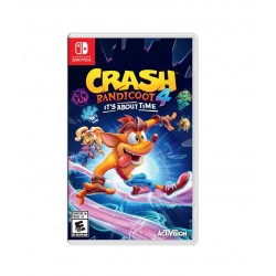 Crash 4 : It´s About Time NSW