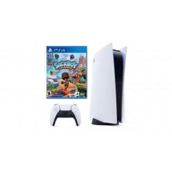 Consola PS5 version con disco + Sackboy
