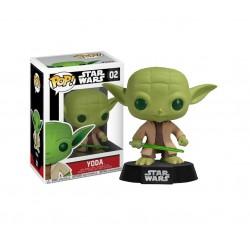Funko Pop! Star Wars Yoda 02