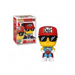 Funko Pop! The Simpsons Duffman 902