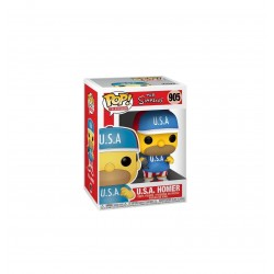 Funko Pop! The Simpsons USA Homer 905